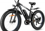 Ancheer Folding Electric Mountain Bike Review 2020