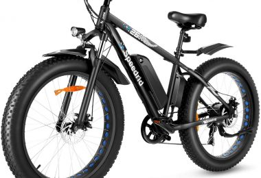 Best Ancheer Folding Electric Bike Review 2021