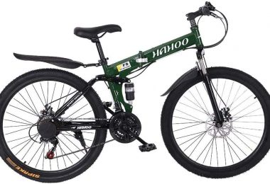 Best Ancheer Folding Electric Mountain Bike Review 2021